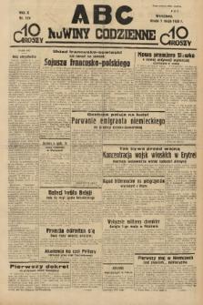 ABC : nowiny codzienne. 1935, nr124 |PDF|