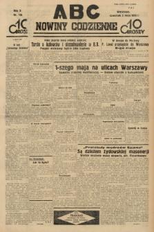 ABC : nowiny codzienne. 1935, nr125 |PDF|