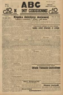ABC : nowiny codzienne. 1935, nr126 |PDF|