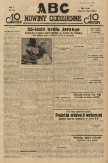 ABC : nowiny codzienne. 1935, nr130 |PDF|