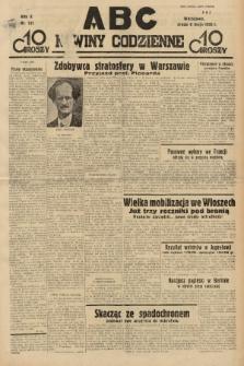 ABC : nowiny codzienne. 1935, nr131 |PDF|