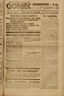 Goniec Krakowski. 1920, nr163