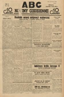 ABC : nowiny codzienne. 1935, nr132  PDF 
