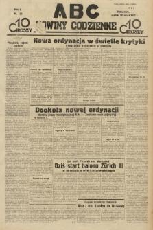 ABC : nowiny codzienne. 1935, nr133 |PDF|