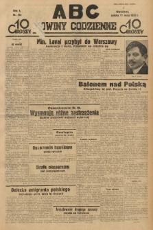 ABC : nowiny codzienne. 1935, nr134 |PDF|