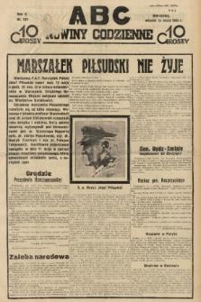 ABC : nowiny codzienne. 1935, nr137 |PDF|
