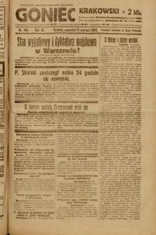Goniec Krakowski. 1920, nr164