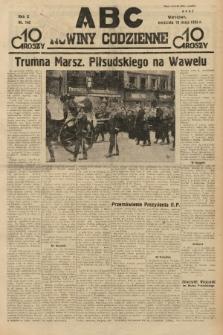 ABC : nowiny codzienne. 1935, nr142 |PDF|