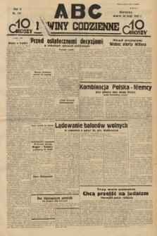 ABC : nowiny codzienne. 1935, nr151 |PDF|