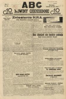 ABC : nowiny codzienne. 1935, nr153  PDF 