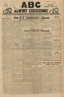 ABC : nowiny codzienne. 1935, nr156  PDF 