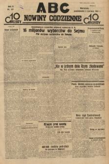 ABC : nowiny codzienne. 1935, nr157  PDF 