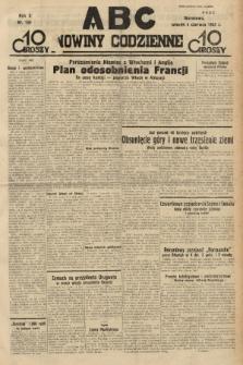 ABC : nowiny codzienne. 1935, nr158  PDF 