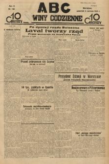 ABC : nowiny codzienne. 1935, nr160 |PDF|