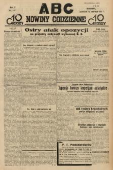 ABC : nowiny codzienne. 1935, nr167 |PDF|