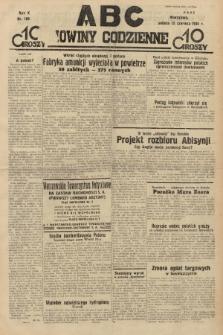 ABC : nowiny codzienne. 1935, nr169 |PDF|