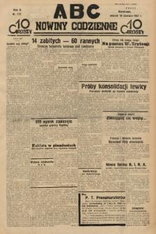 ABC : nowiny codzienne. 1935, nr172 |PDF|