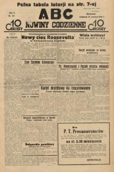 ABC : nowiny codzienne. 1935, nr177 |PDF|