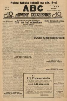 ABC : nowiny codzienne. 1935, nr179 |PDF|