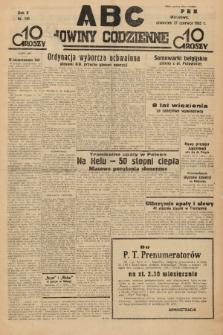ABC : nowiny codzienne. 1935, nr181  PDF 