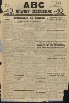 ABC : nowiny codzienne. 1935, nr182 |PDF|