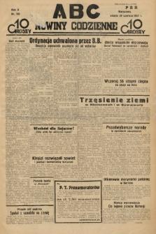 ABC : nowiny codzienne. 1935, nr183 |PDF|