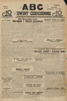 ABC : nowiny codzienne. 1935, nr186  PDF 