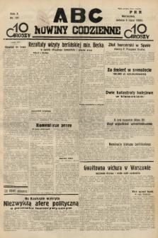 ABC : nowiny codzienne. 1935, nr191 |PDF|