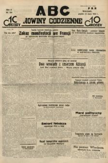 ABC : nowiny codzienne. 1935, nr205 |PDF|