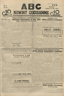 ABC : nowiny codzienne. 1935, nr207 |PDF|