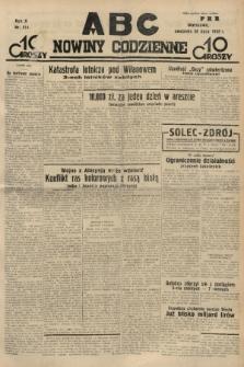ABC : nowiny codzienne. 1935, nr214  PDF 