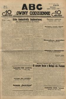 ABC : nowiny codzienne. 1935, nr219  PDF 
