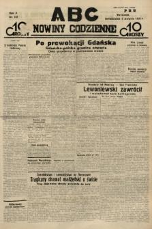 ABC : nowiny codzienne. 1935, nr222 |PDF|