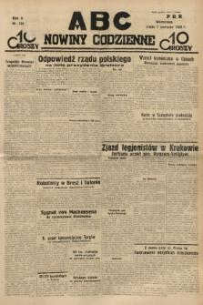 ABC : nowiny codzienne. 1935, nr224 |PDF|