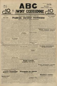ABC : nowiny codzienne. 1935, nr226  PDF 