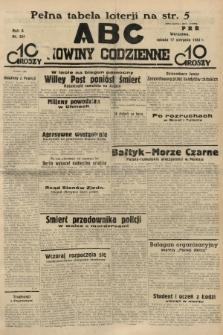 ABC : nowiny codzienne. 1935, nr234  PDF 
