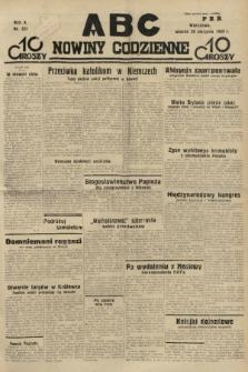 ABC : nowiny codzienne. 1935, nr237 |PDF|