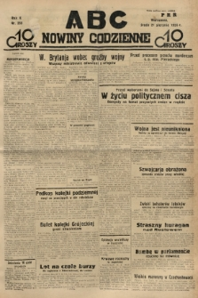 ABC : nowiny codzienne. 1935, nr238 |PDF|