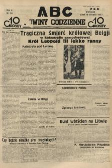 ABC : nowiny codzienne. 1935, nr247  PDF 