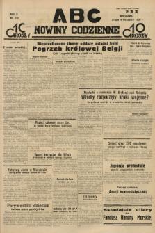 ABC : nowiny codzienne. 1935, nr252 |PDF|