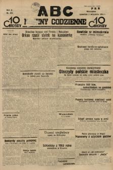 ABC : nowiny codzienne. 1935, nr253 |PDF|