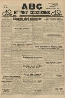 ABC : nowiny codzienne. 1935, nr255 |PDF|