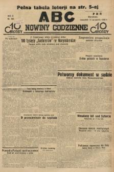 ABC : nowiny codzienne. 1935, nr260 |PDF|