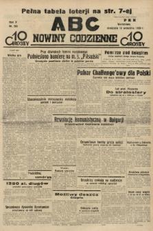 ABC : nowiny codzienne. 1935, nr263 |PDF|