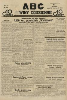 ABC : nowiny codzienne. 1935, nr267  PDF 