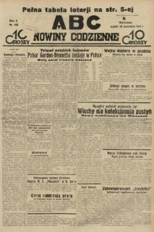 ABC : nowiny codzienne. 1935, nr268 |PDF|