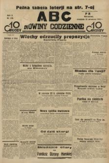 ABC : nowiny codzienne. 1935, nr270 |PDF|