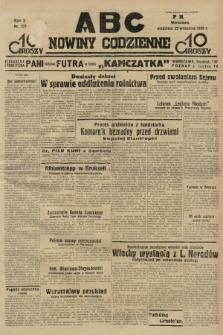 ABC : nowiny codzienne. 1935, nr277  PDF 