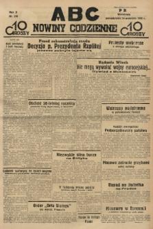 ABC : nowiny codzienne. 1935, nr278 |PDF|
