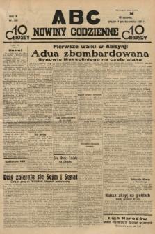 ABC : nowiny codzienne. 1935, nr283 [ocenzurowany]  PDF 